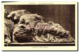 Old Postcard Museum London British Group Of Two Fates