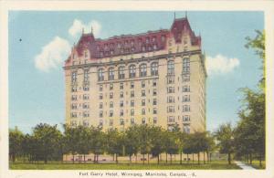 Fort Garry Hotel, Winnepeg, Manitoba, Canada, 10-20s