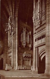 Liverpool Cathedral View from South East Transept Postcard