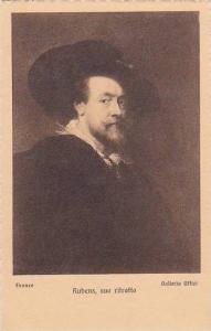 Rubens Suo ritratto Italy Firenze Galleria Uffiza