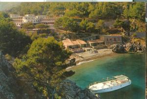 Spain, La Calbora, Mallorca, used Postcard