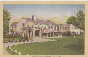 New York Newburgh Powelton Club At Newburgh