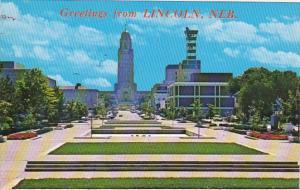 Nebraska Lincoln State Capitol Building