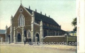 Kimberley South Africa Wesleyan Church Kimberley Wesleyan Church