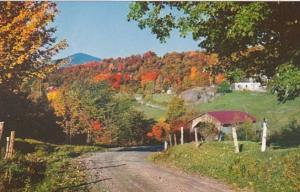 Vermont Montgomery Covered Bridge