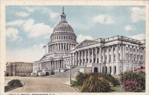 The U S Capitol Washingon D C