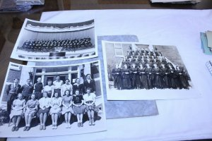 Vintage Battle Creek, MI Lakeview High School 1939 Graduation Class Keepsake