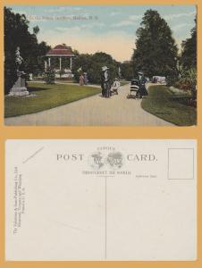In the Public Gardens, Halifax, Nova Scotia -