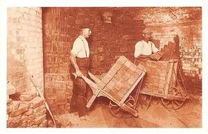 Nostalgia Reprint: Conveying Bricks to the Drying Shed c. 1900