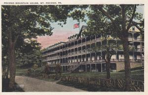 MT. POCONO , Pennsylvania , 00-10s; Pocono Mountain House, Version 2