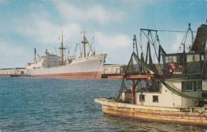 State Docks , GULFPORT , Mississippi , 50-60s