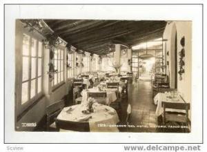 RP, Comedor Del Hotel Victoria, Mexico, 1940-50s