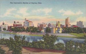 Ohio Dayton The Impressive Skyline Of Dayton