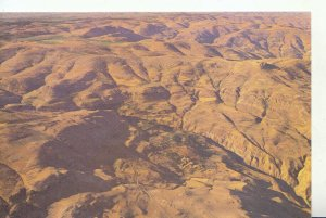Jordan Postcard - Aerial View of Mount Nebo Seen From The North - Ref TZ6577