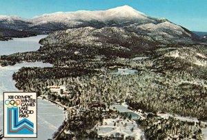 Lake Placid Resort Hotel,XIII Olympic Winter Games,Lake Placid,NY 1980