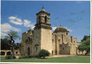 Mission San Jose - San Antonio TX, Texas pm 1990