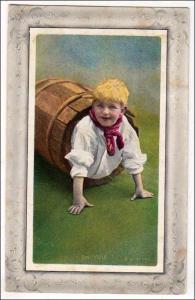 Boy in a Barrel - Oh You