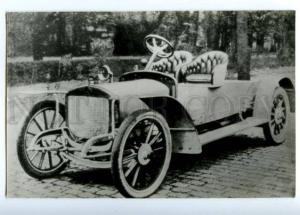 137278 CAR First Russo-Balt 1909 year Russobalt Russo-Baltique