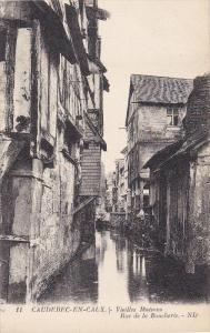 Caudebec-en-Caux , Seine-Maritime , France , 00-10s ; Vielles Maisons , Rue d...