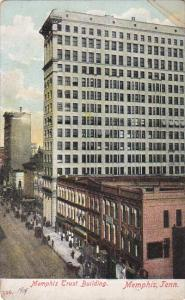 Tennessee Memphis Memphis Trust Bank Building 1909