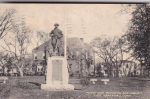 Connecticut East Hartford World War Memorial and Library 1944