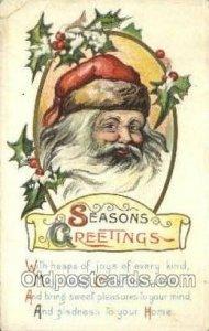 Christmas  Santa Claus 1915