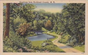 Greetings From Rockland County  New York