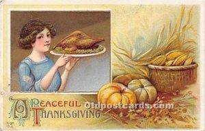 Thanksgiving Greetings 1916