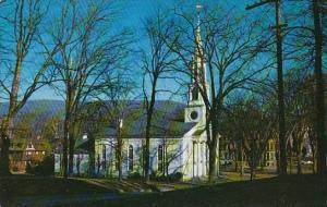 The First Congregational Church Williamstown Massachusetts