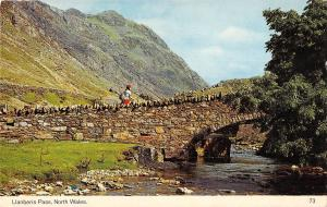 B103562 llanberis pass north wales
