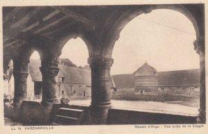 Varengeville-sur-Mer, France , 00-10s ; Le Manoir d'Ango - Vue prise de la Lo...