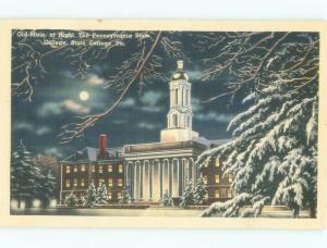 Linen Pennsylvania Penn State College - State College Pennsylvania PA E1920