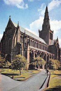 Glasgow Cathedral Dom Cathedrale