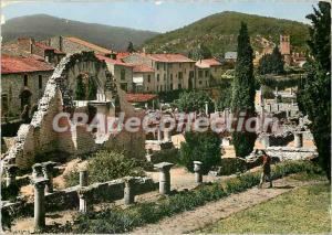 Postcard Modern Vaison la Romaine (Vaucluse) The house of the silver bust