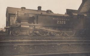 LB & SC Railway Southern No 2325 D.Earle Marsh J1 Class 4-6-2T 1910 Train Ant...