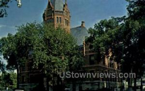 Marshall County Court House Marysville KS 1968