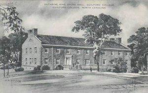 North Carolina Guilford College Guilford College Kathrine Hine Shore Hall Artvue
