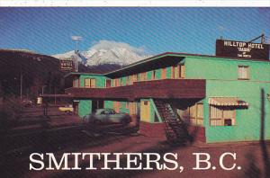 Canada Hilltop Hotel Smithers British Columbia