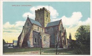 England Carlisle Cathedral