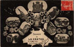 CPA Souvenir de LA CHATRE (167766)