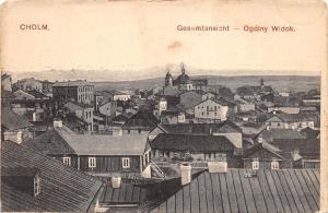 B8832 Poland Russie Cholm Kholm Novograd Ogolny Widok