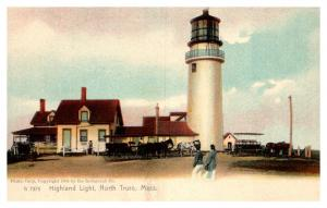 Massachusetts   North Truro , Highland Light