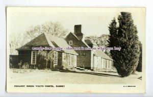 aj0616 - Surrey - Ewhurst Green Youth Hostel - Y.H.A. Postcard
