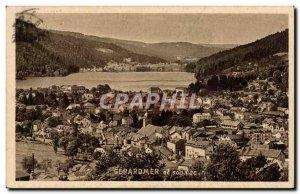 Gerardmer - The Lake - Old Postcard