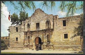 Texas, San Antonio, Alamo, unused