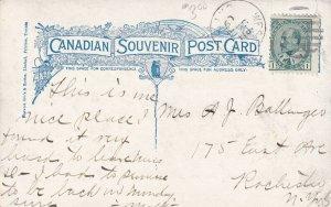 BOSTWICK ISLAND, Ontario, Canada, PU-1909; Half Moon Bay