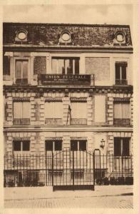 CPA Paris 4e (Dep.75) Union Féderale (54092)