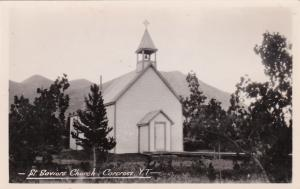 RP; CARCROSS, Yukon Territory, Canada, 10-30s; St. Saviors Church