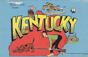 Greetings from Kentucky, 30-40s