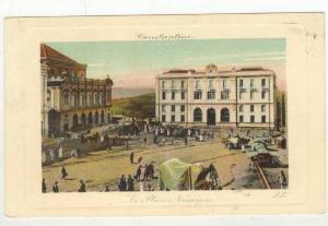La Place Nemours, Constantine, Algeria, Africa, 1900-1910s